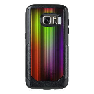 Multi Color Abstract (2) OtterBox Samsung Galaxy S7 Case