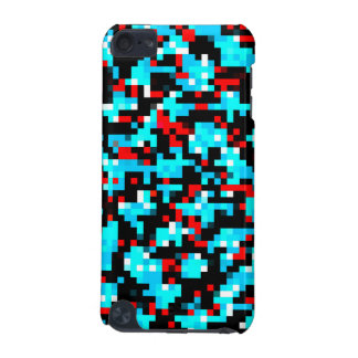 Multi-Color Abstract Pattern iPod Touch 5G Cover