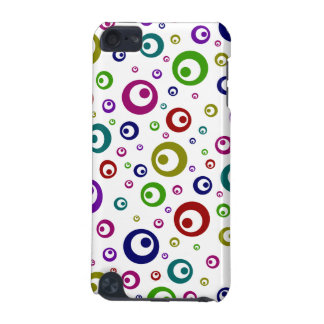 Multi-Color Abstract Polka Dots iPod Touch 5G Case