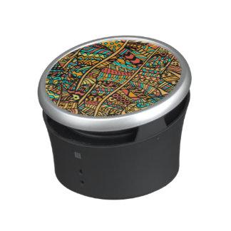 Multi color African pattern Bluetooth Speaker