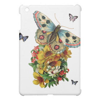 Multi color and butterflies Case iPad Mini Cases