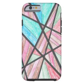 Multi-Color Angles iPhone 6 case