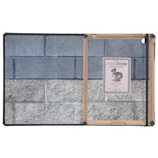 Multi Color Brick Wall Cases For iPad