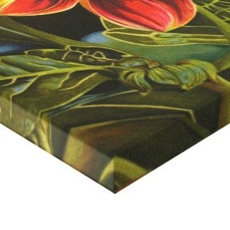 """""""Multi Color"""" by Jenny Koch Canvas Print"""