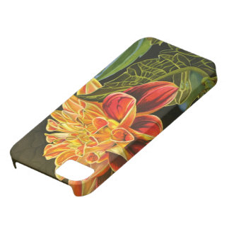 """""""Multi Color"""" by Jenny Koch iPhone 5 Covers"""