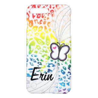 Multi-Color Cheetah iPhone 7 Plus Case