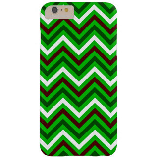 Multi color chevron design iPhone 6/6s Plus Barely There iPhone 6 Plus Case