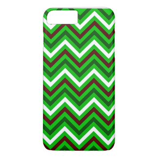 Multi color chevron design iPhone 7 Plus iPhone 8 Plus/7 Plus Case