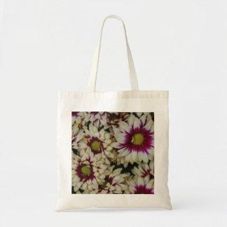 Multi color daisies tote bag
