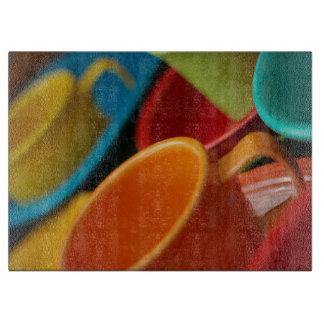 Multi-color Fiesta Cutting Board Kitchen Ware