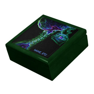 Multi-color (Green) C-spine gift box