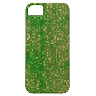 Multi-Color-Grid iPhone SE/5/5s Case