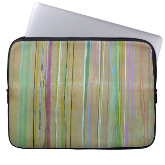 Multi color laptop sleeve. computer sleeve