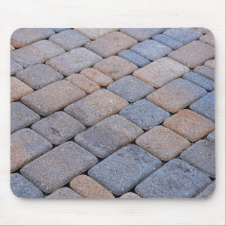 multi-color outdoor brick pavers mouse pads