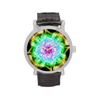 Multi-Color Smoke Rainbow Watch