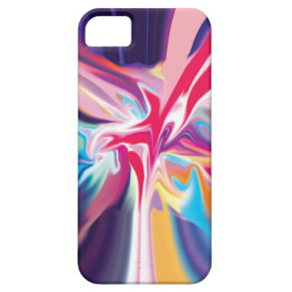 Multi Color Vortex iPhone SE/5/5s Case