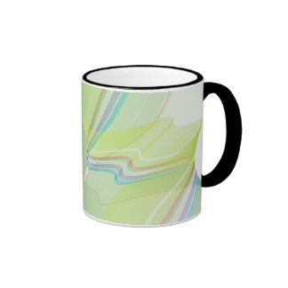 multi color waves business notebook-01 coffee mug