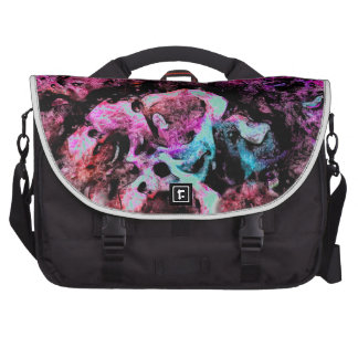 Multi Colored Abstract Laptop Computer Bag