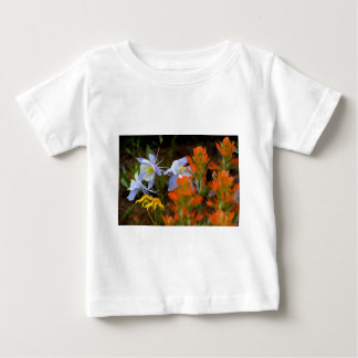 Multi-colored Baby T-Shirt
