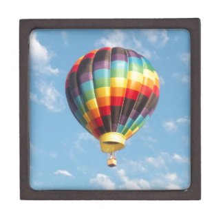 Multi-colored Balloon Jewelry Box