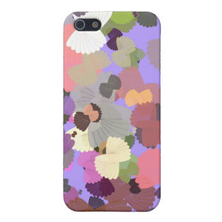 Multi-colored Bows Design iPhone SE/5/5s Cover