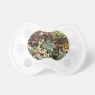 Multi-colored-Cacti Pacifier