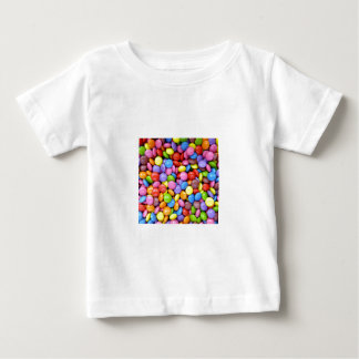 Multi-Colored Candy Baby T-Shirt