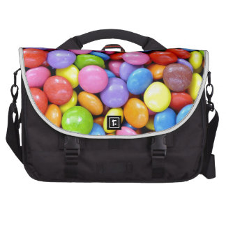 Multi-Colored Candy Commuter Bags