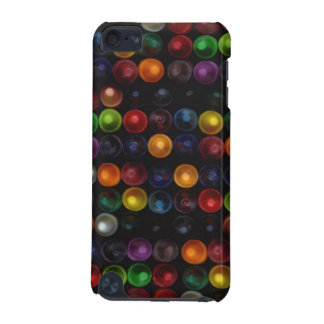 Multi Colored Crayon Design iPod Touch (5th Generation) Cover