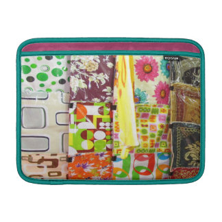 Multi-Colored Cushion Covers Sleeve For MacBook Air