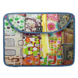 Multi-Colored Cushion Covers MacBook Pro Sleeve