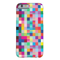 Multi Colored Design Barely There iPhone 6 Case