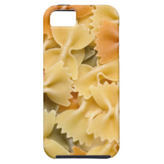 multi colored dried pasta iPhone 5 cases
