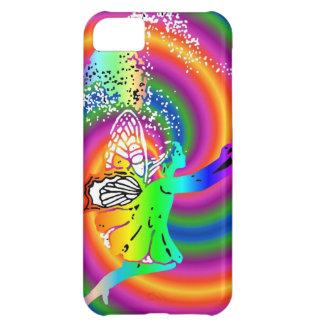 Multi-colored fairy case for iPhone 5C