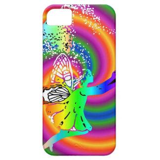 Multi-colored fairy iPhone SE/5/5s case