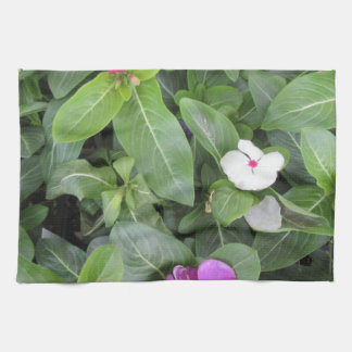 Multi-colored Flowers Kitchen Towels