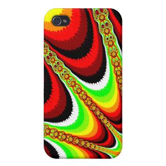 Multi-colored iphone cover
