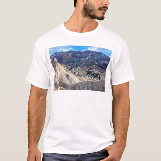 Multi Colored Landscape at Zabriskie Point T-Shirt