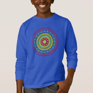 Multi-Colored Mandala T-Shirt
