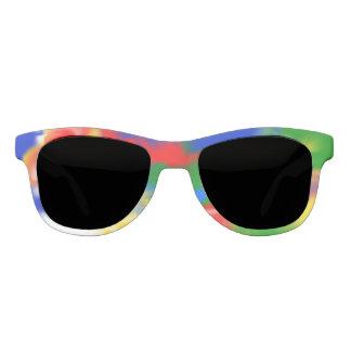 Multi Colored Polarized Smoke Sunglasses