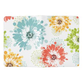 Multi-Colored Poppy Flower Moleskine Journal Extra Large Moleskine Notebook