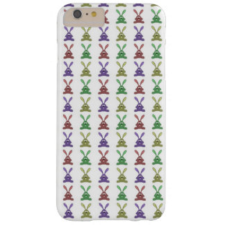 Multi Colored Rabbits Design & Pattern Barely There iPhone 6 Plus Case