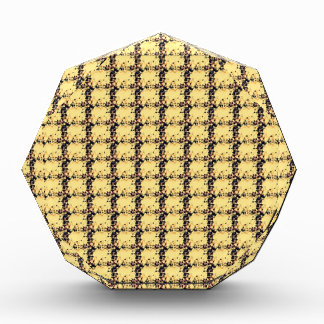 Multi Colored Square. Geometric Art Award