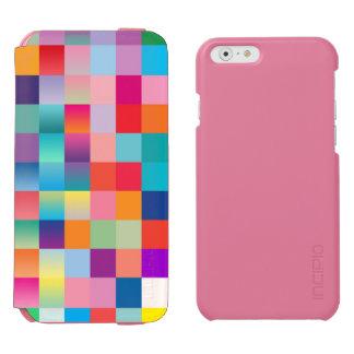 Multi Colored Incipio Watson™ iPhone 6 Wallet Case