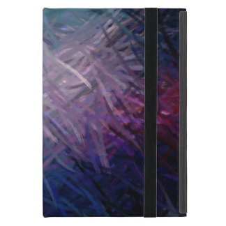 Multi Colors Abstract Art Painting 11 Cover For iPad Mini