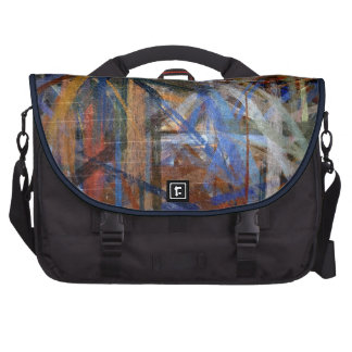 Multi Colors Abstract Art Painting 3 Bag For Laptop