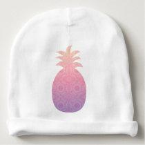 Multi Colour Pineapple Beanie