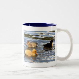 Multi Coloured Ducklings Coffee Mugs