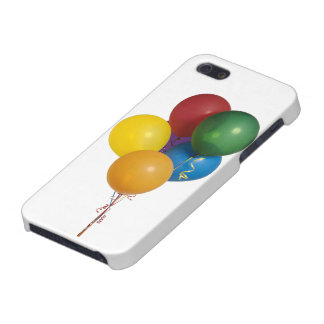 Multi Coloured Party Balloons Cover For iPhone SE/5/5s