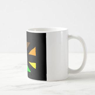 multi-cultural little flag coffee mug